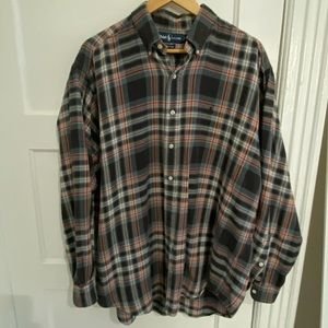 Ralph Lauren polo flannel
